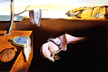 "Dali ""The Persistence of Memory, c.1931"""